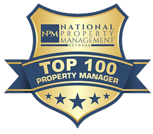 Top 100 National Property Manager Badge